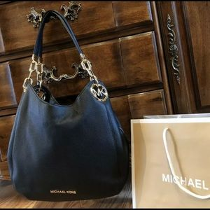 $398 Michael Kors Lillie Handbag MK Purse Bag